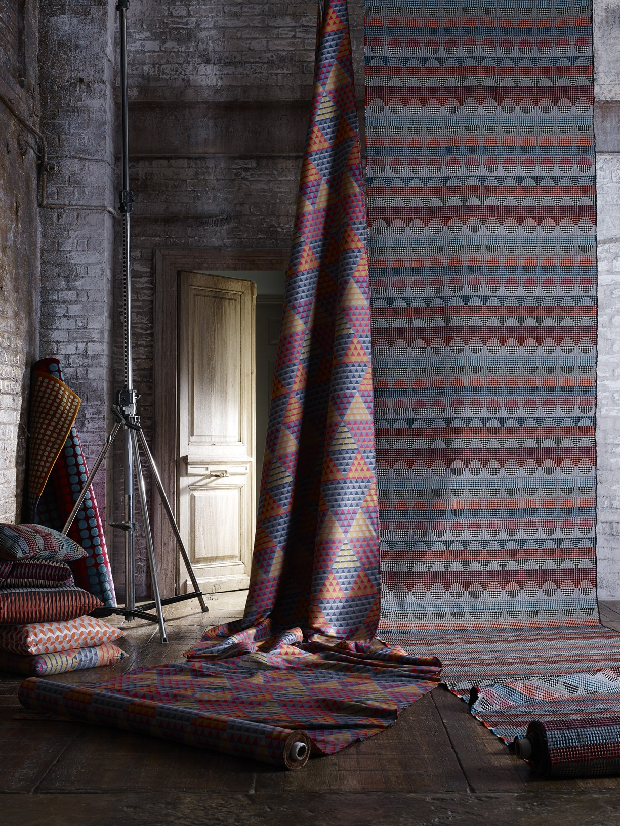 Margo Selby textil